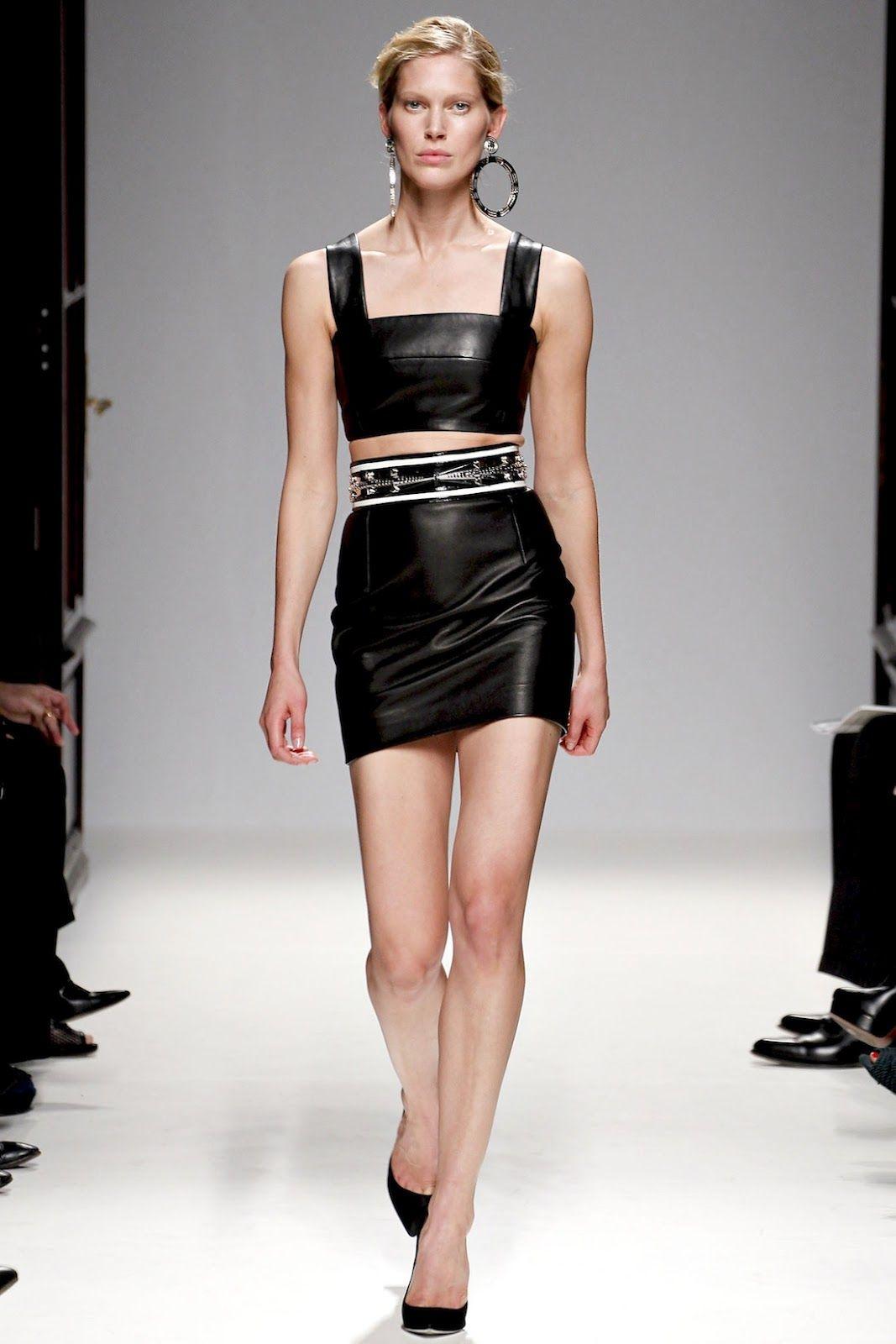 1. @Balmain SS13 #PFW #FashionShow #Womenswear #runway #look