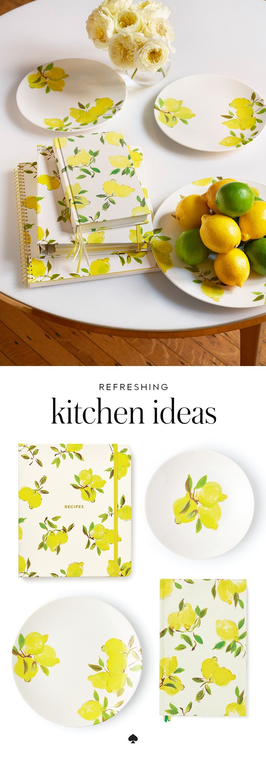 redecorate your kitchen…and make some lemon bars, too. | make ...