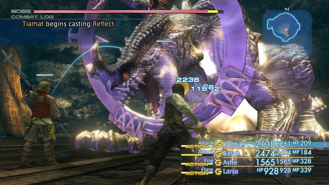 Final Fantasy Xii The Zodiac Age Playstation 4 Xii Fantasy