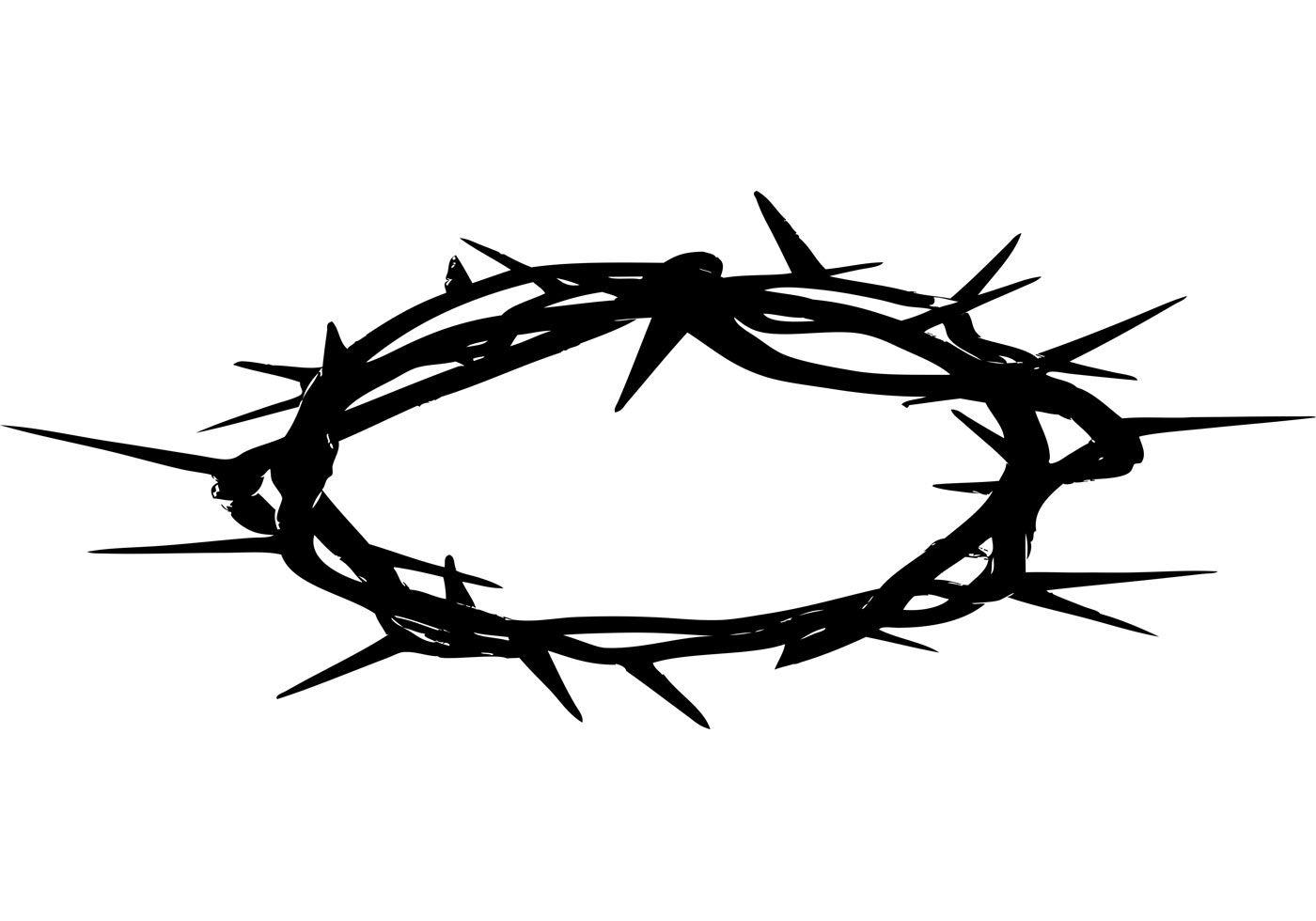 Crown Of Thorns Crown Of Thorns Crown Drawing Dark Art Drawings