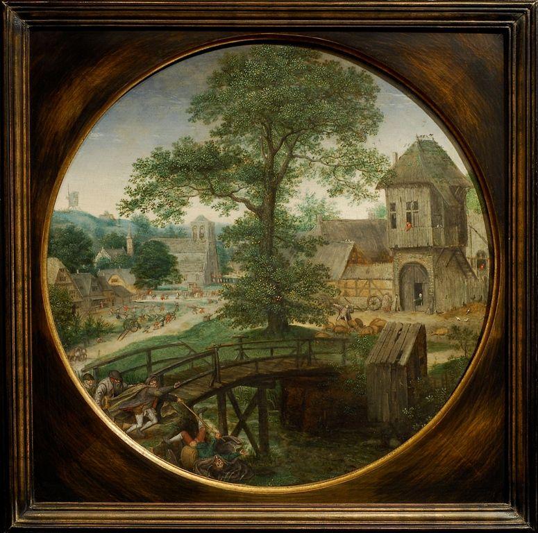Lucas van Valckenborch (Flemish, 1540 1597) (con