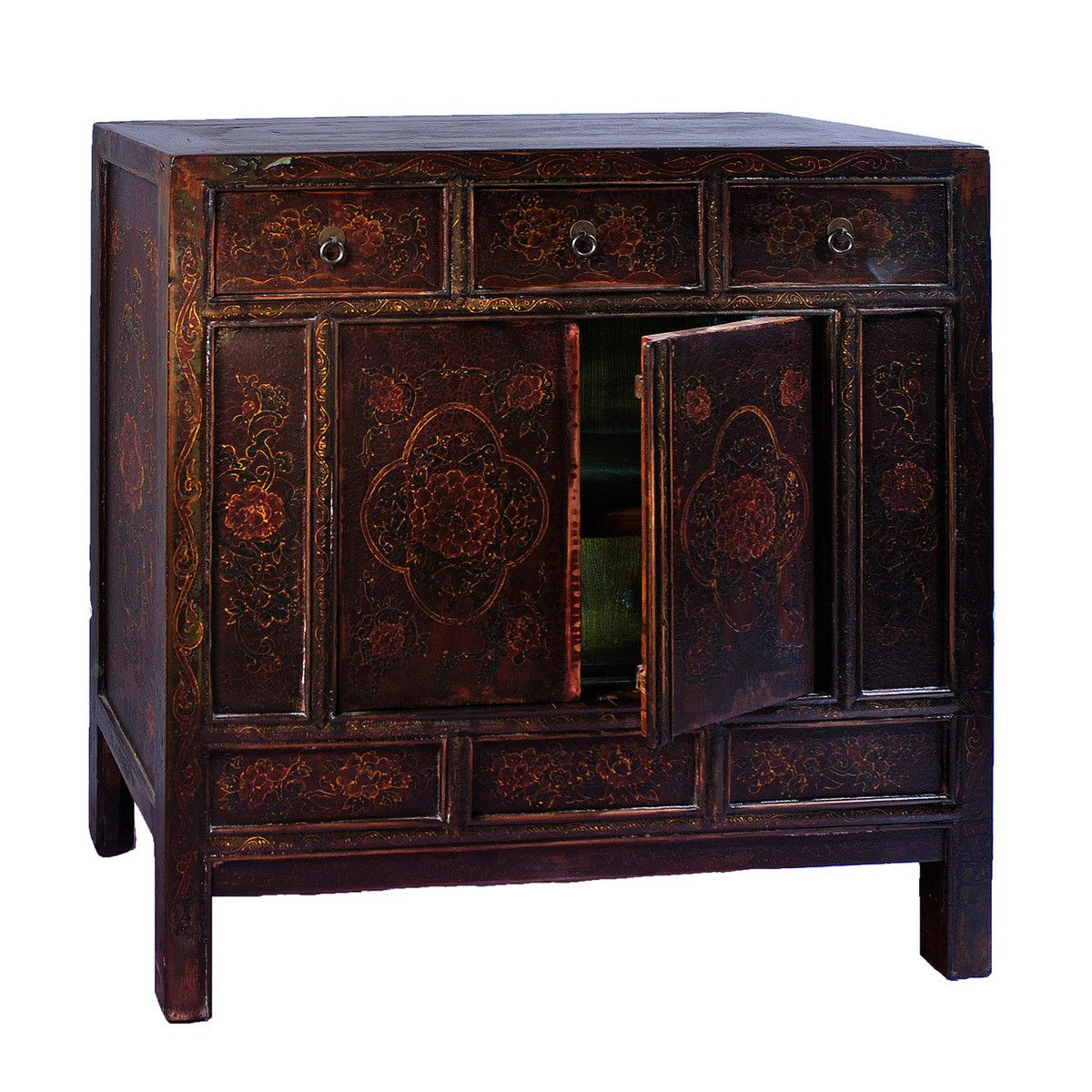 Small Movable Kitchen Island For Sale Thinc Technology: Tibetan Storage Cabinet