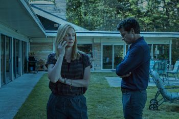 Thanks to reviews and referrals, #Ozark's getting a lot of viewers these days on #Netflix, and stars #JasonBateman & #LauraLinney thank you for that.  #Entertainment #Entertainmentnews #celebrities #celebrity #Celebritynews #celebrityintrerviews