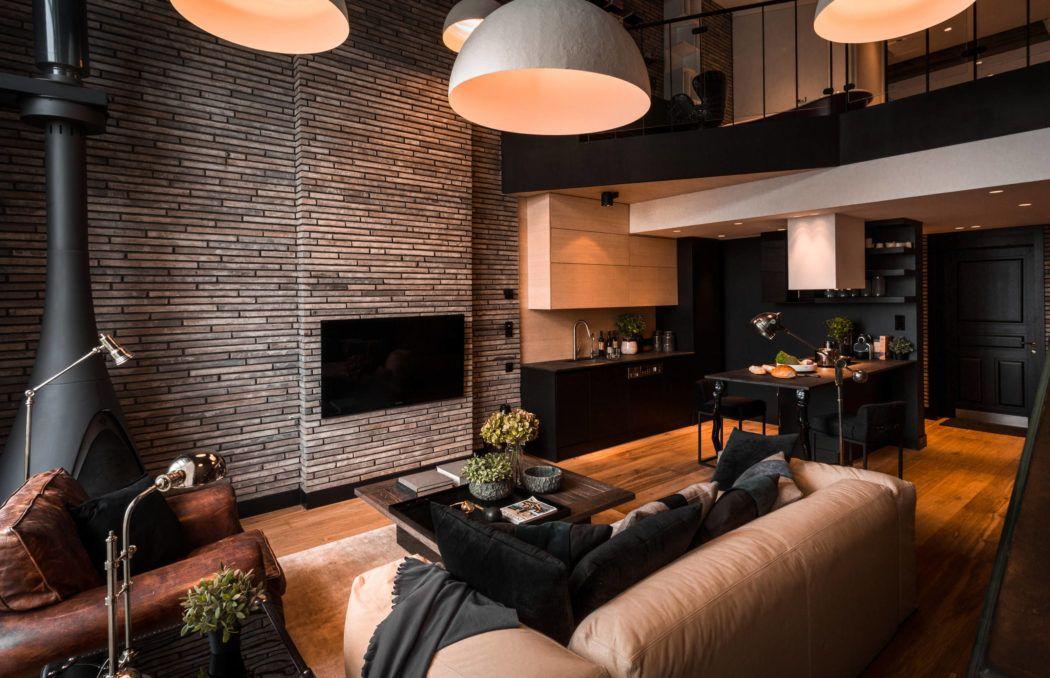 Manhattan Loft By Inre Homeadore Loft Interior Design Loft Interiors Loft Living