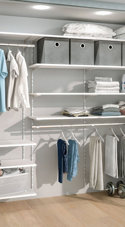 Begehbarer Kleiderschrank Selbst Gemacht so einfach lässt sich ein begehbarer kleiderschrank selbst machen