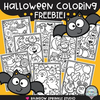 Hi Friends I Hope You Enjoy This Fun Halloween Coloring Pages Freebie I M So So Gr Halloween Coloring Book Halloween Coloring Free Halloween Coloring Pages