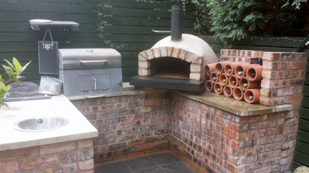 Milan 750 Pizza Oven Kit Used Within An Outdoor Kitchen Pizza Oven Outdoor Plans Pizza Oven Outdoor Pizza Oven