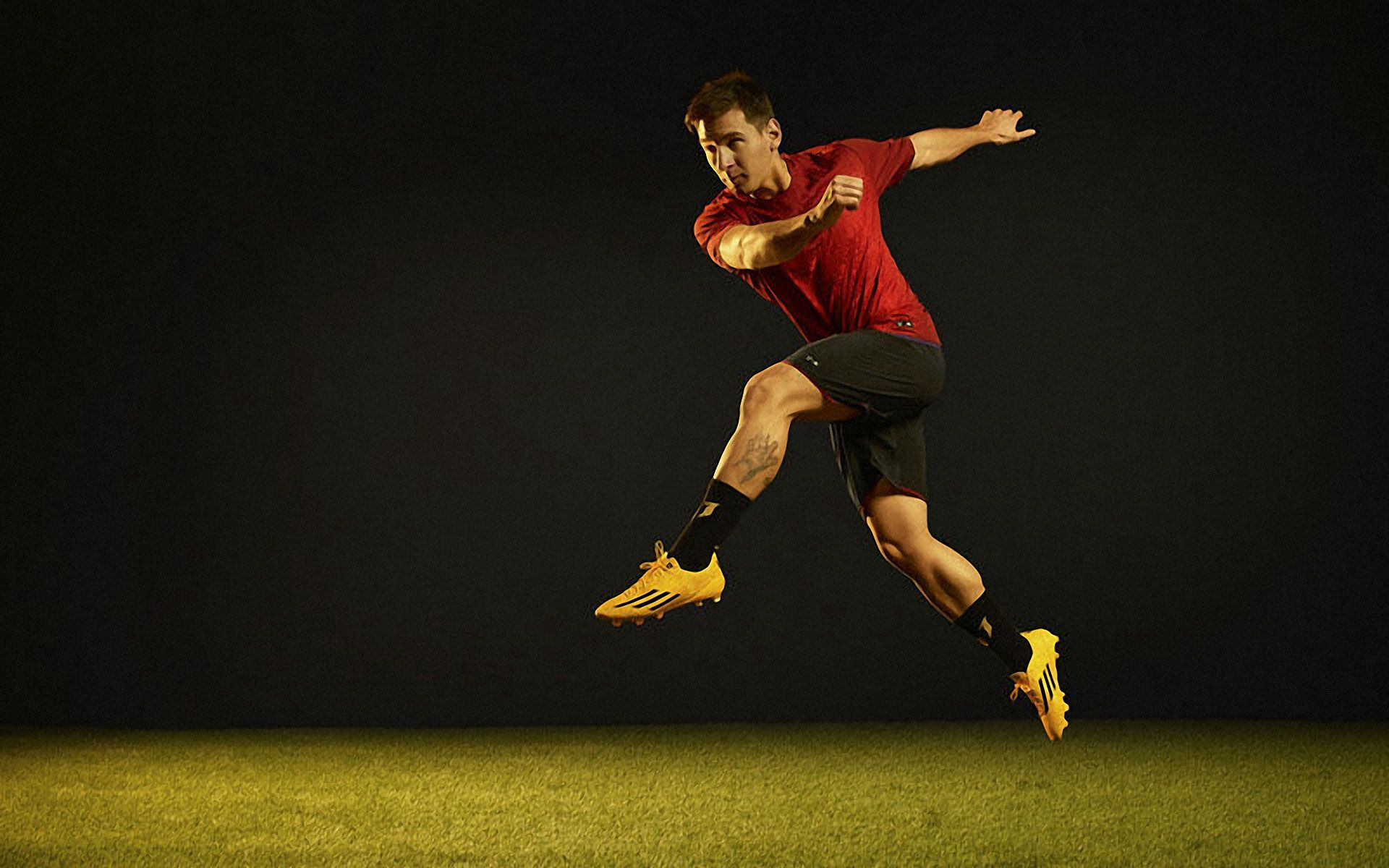 Adidas Soccer Wallpaper Hd Wallpaper Wiki Gold Adidas Adidas Soccer Lionel Messi