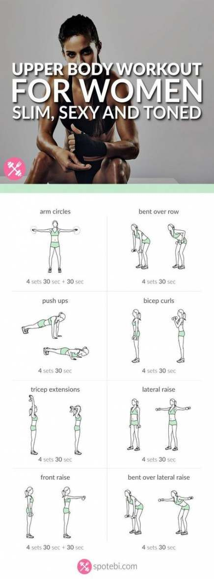 52+ Super Ideas womens fitness workouts chest exercises #fitness #exercises #womens