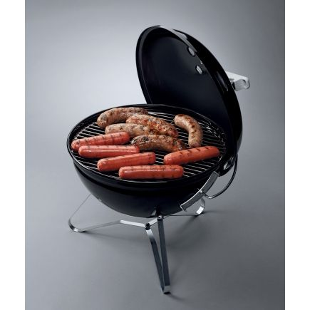 weber smokey joe gold tuck n carry charcoal grill 40020 ace hardware house pinterest. Black Bedroom Furniture Sets. Home Design Ideas