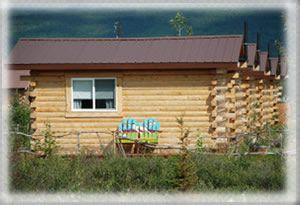 Standard EarthSong Denali Cabins