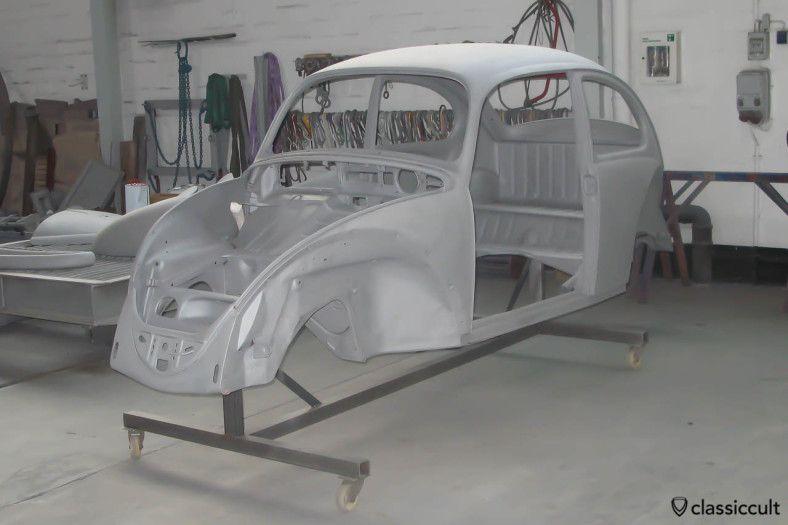 My 1965 1200 A Vw Beetle Restoration Vw Beetle Classic Vw Beetles Volkswagen Beetle