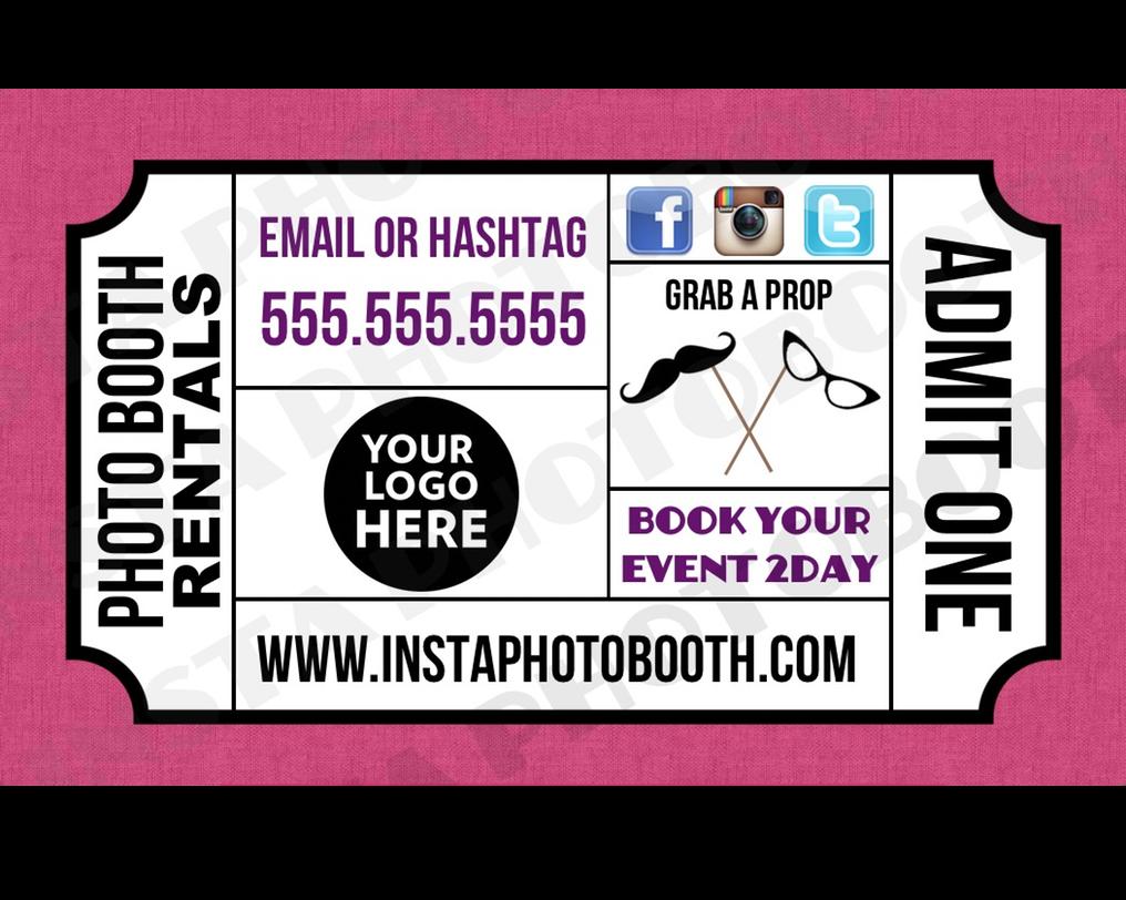 Business card photo booth szukaj w google wizytwki pinterest business card photo booth szukaj w google reheart Image collections