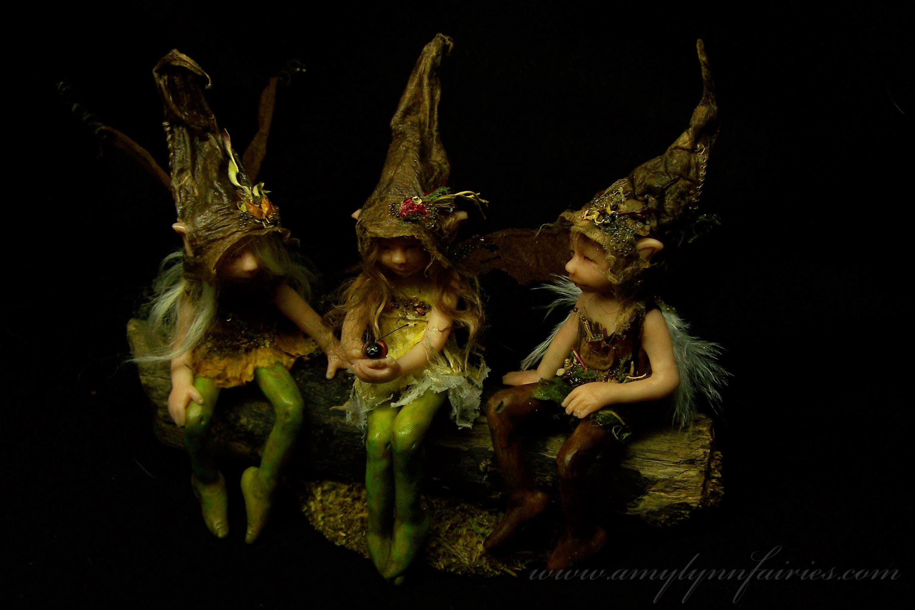 Commissions - Amy Lynn's Fairies
