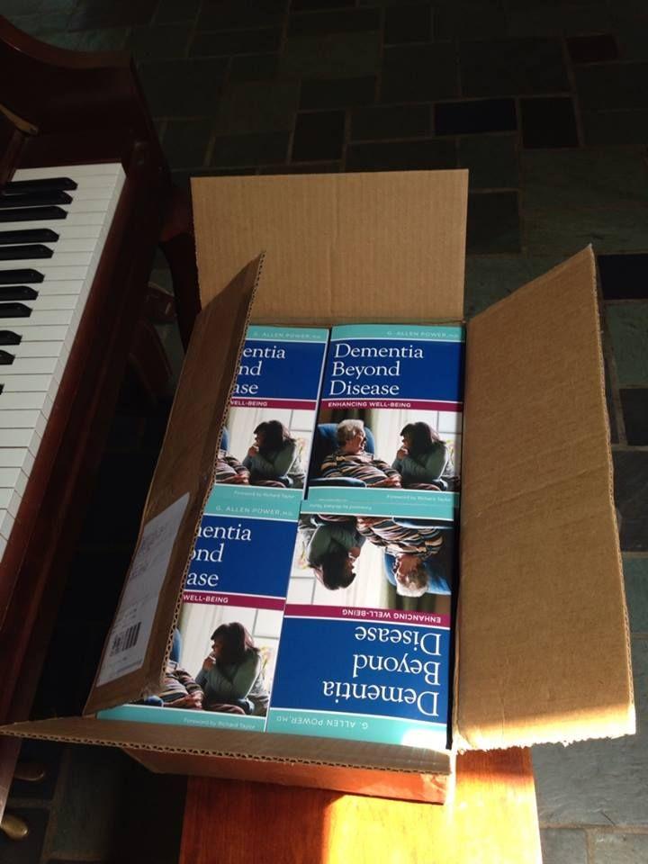 Al Powers' new book Dementia Beyond Disease http//www