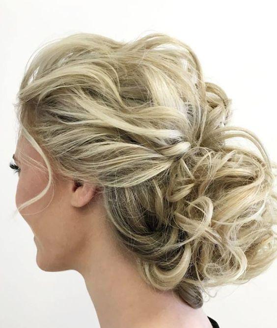 Wedding Hairstyle Inspiration #hair #beautyinthebag
