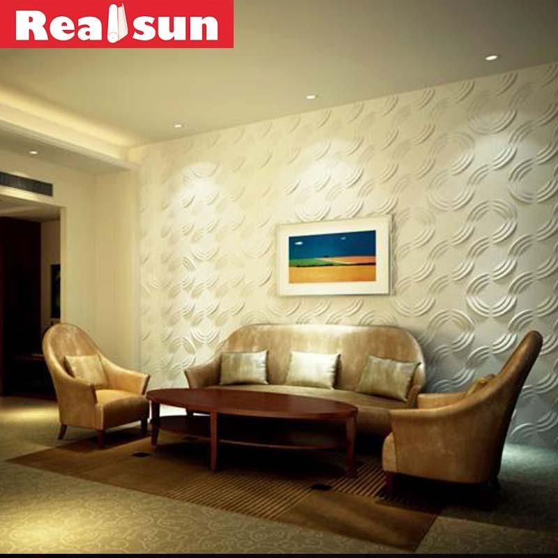 Buy Decorative 3D Plastic Wall Panel Home/ Kitchen Decoration ...