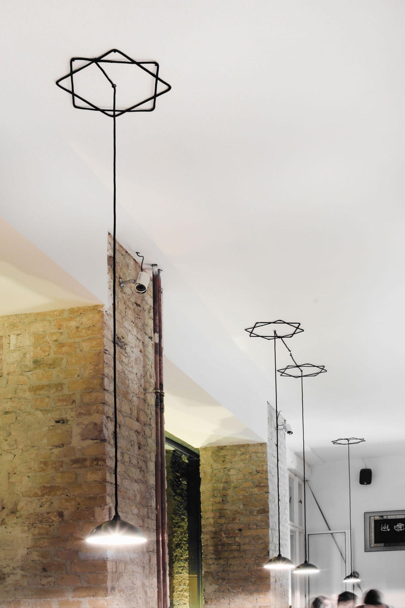 On the Grid :: OS Kitchen, Neukölln, Berlin | Funky Lighting ...