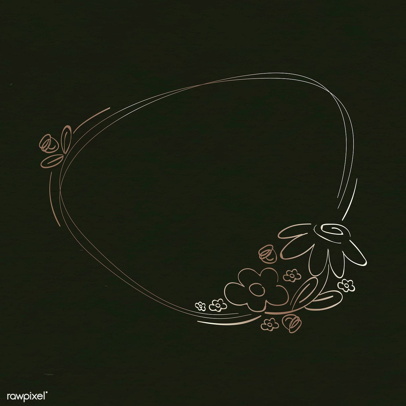 Photo of Download free vector of Cute doodle floral wreath vector 2271799