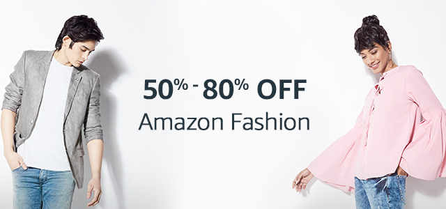 ee8f38664 Amazon Freedom Sale! (India) August 9th to 12th 2018   Men's ...