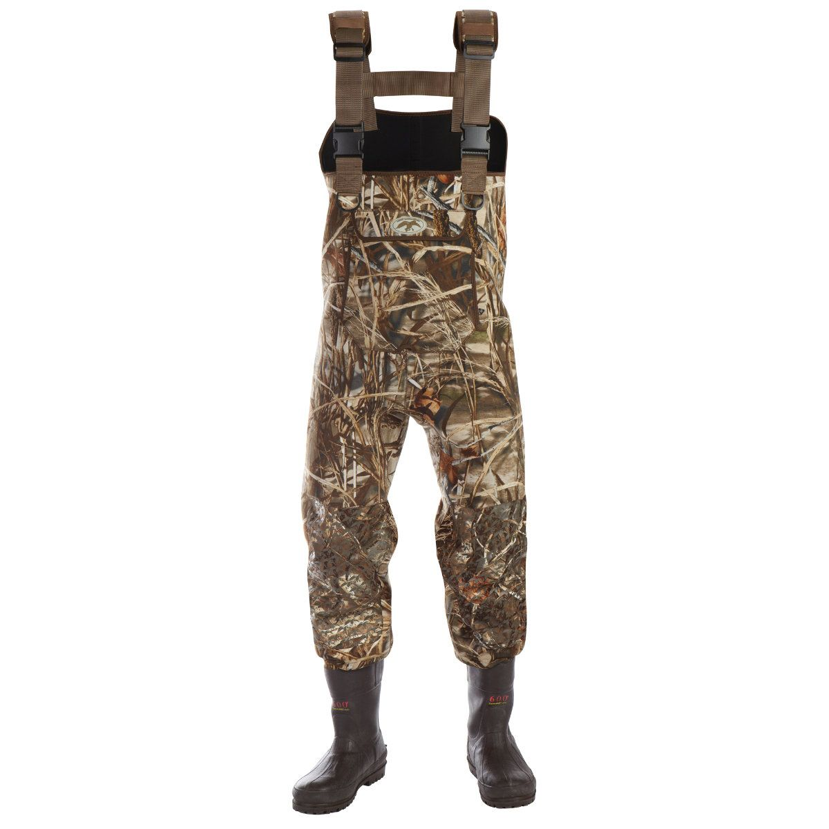 Duck Commander Mens 4mm Neoprene Waterfowl Chest Waders-736752 - Gander  Mountain