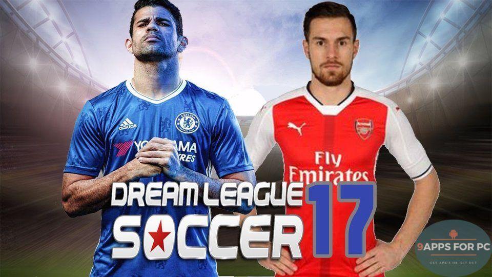 Dream League Soccer 2017 Mod Apk With OBB File Download