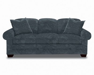 Awe Inspiring Mackenzie Premier Sofa By La Z Boy Color Jeans F119486 Bralicious Painted Fabric Chair Ideas Braliciousco