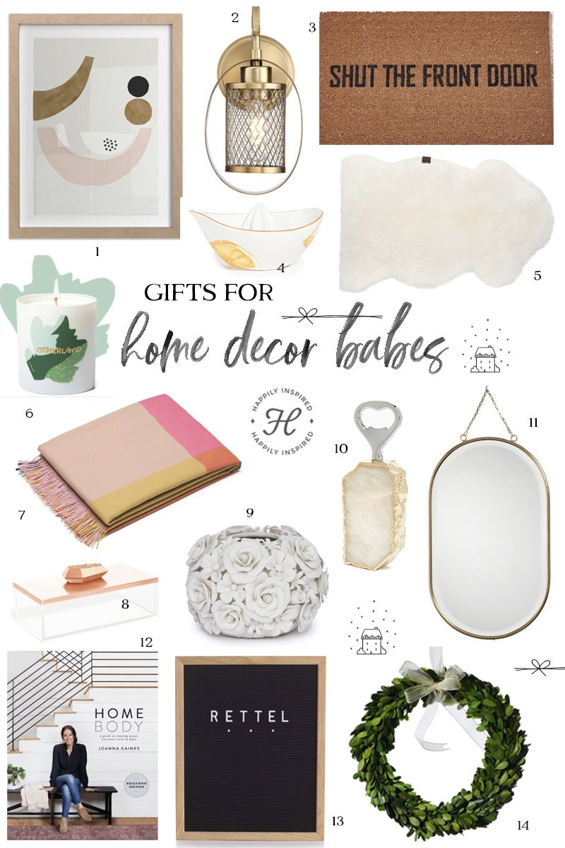 Holiday Gift Guide Blogger Style Pinterest Gifts Gift Guide