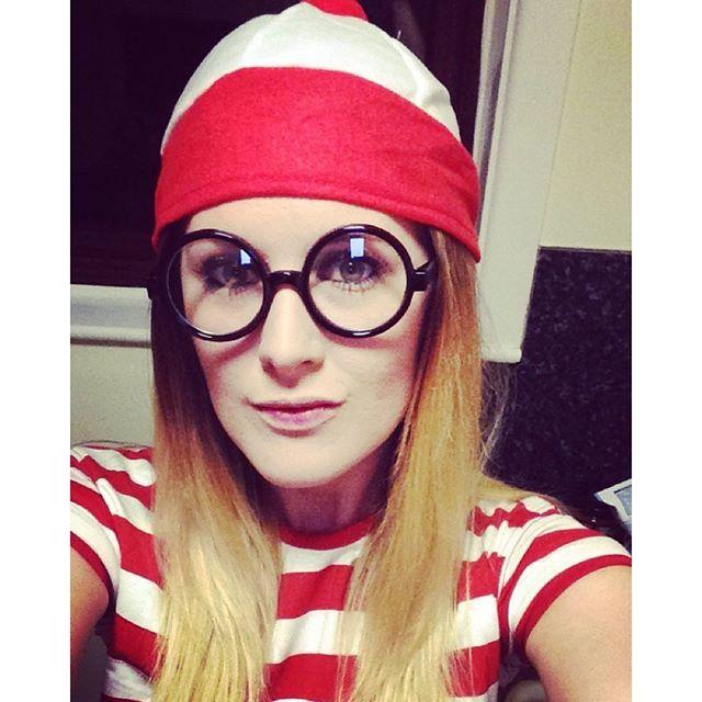 Where\u0027s Waldo Halloween costumes and Costumes - no cost halloween costume ideas