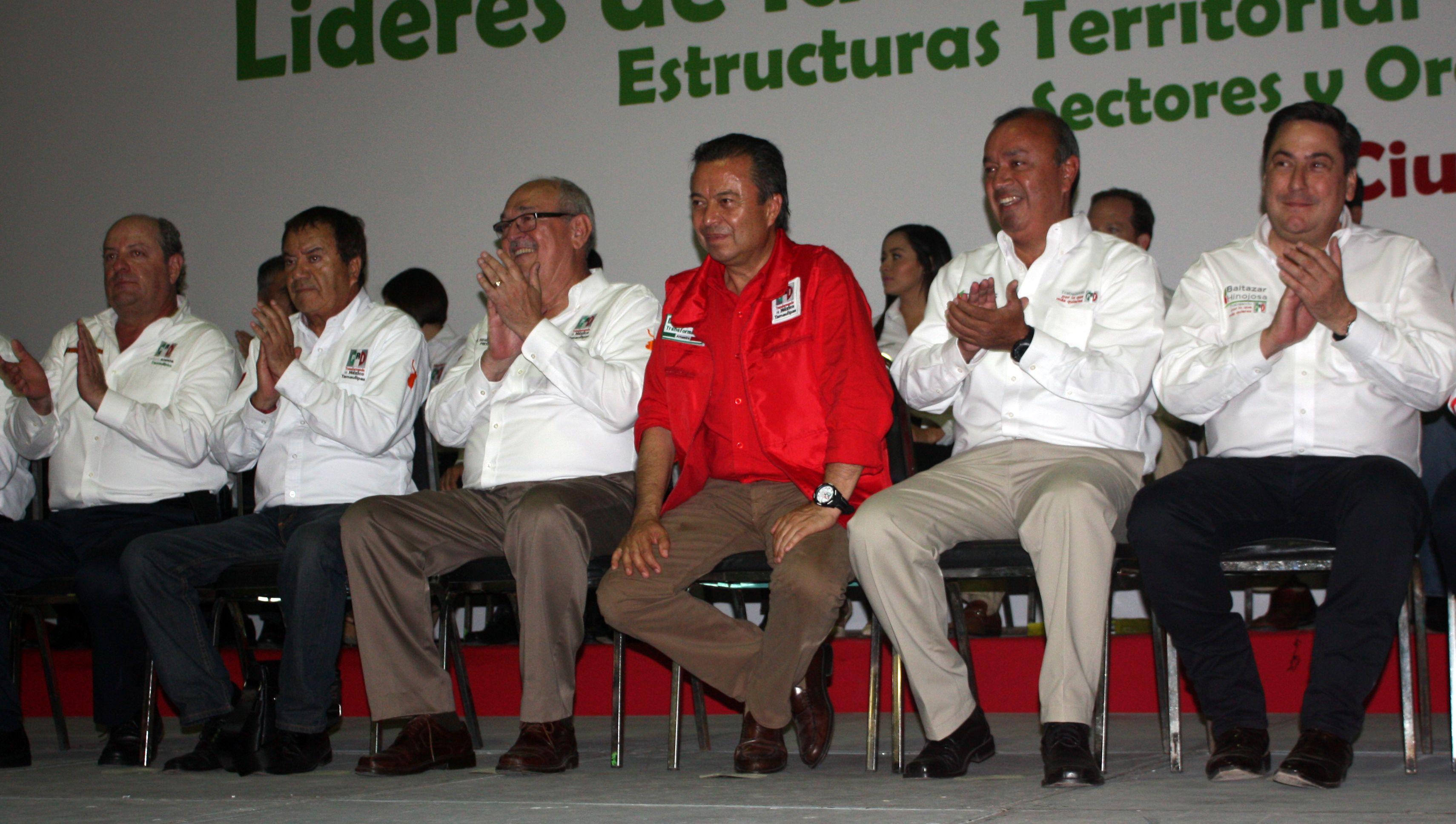 Encuentro con Líderes de la Transformación, Estructuras Territorial - Electoral, Sectores y Organización, Ciudad Madero.