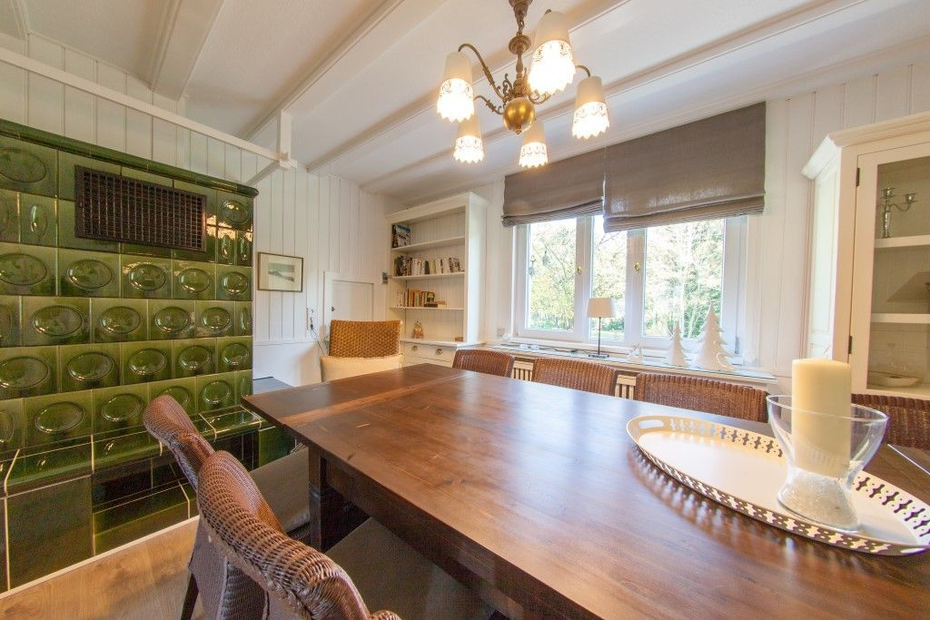 Esszimmer mit Durchreiche zur Küche Unser neues Ferienhaus in - kuche wohnzimmer offen modern