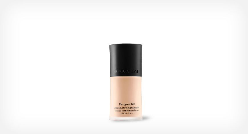 Giorgio Armani Designer Lift Smoothing Firming Foundation SPF 20  love all GA cosmetics Staple