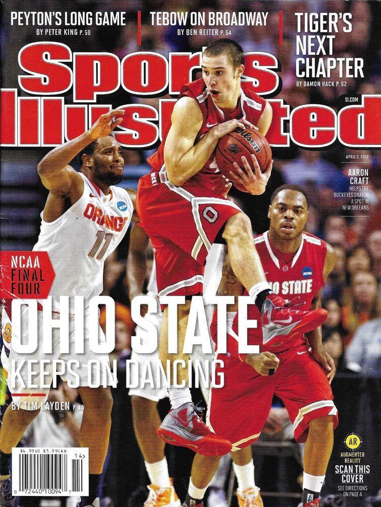 Sports Illustrated magazine NCAA basketball final four