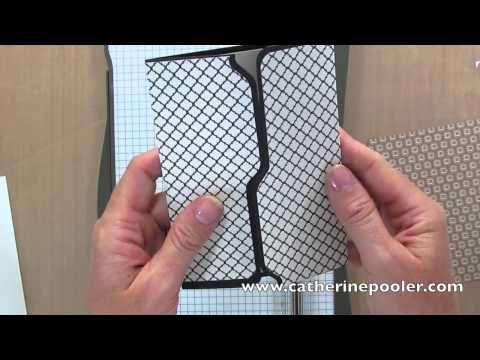 File Folders - Stampin' Up Envelope Punch Board