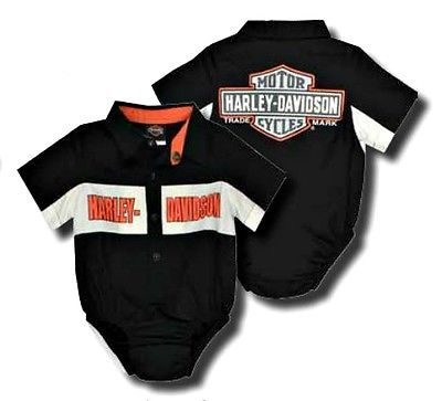 Baby Boys Clothing And Accessories Harley Davidson Baby Infant Toddler Boys Bar And Shield Onesie Creeper 3 Harley Davidson Baby Boy Outfits Baby Boy Outfits