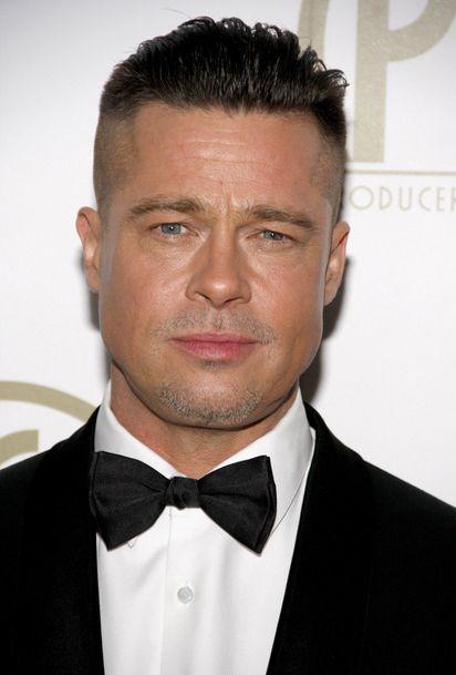 Exemple Coupe De Cheveux Hommes 2014 Cheveux De Brad Pitt Cheveux Homme Coupe Cheveux Homme
