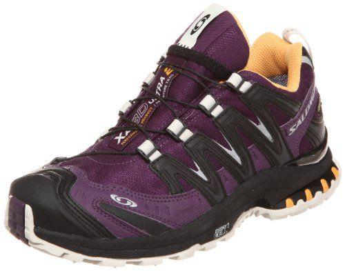 Energetic Purple Shoes