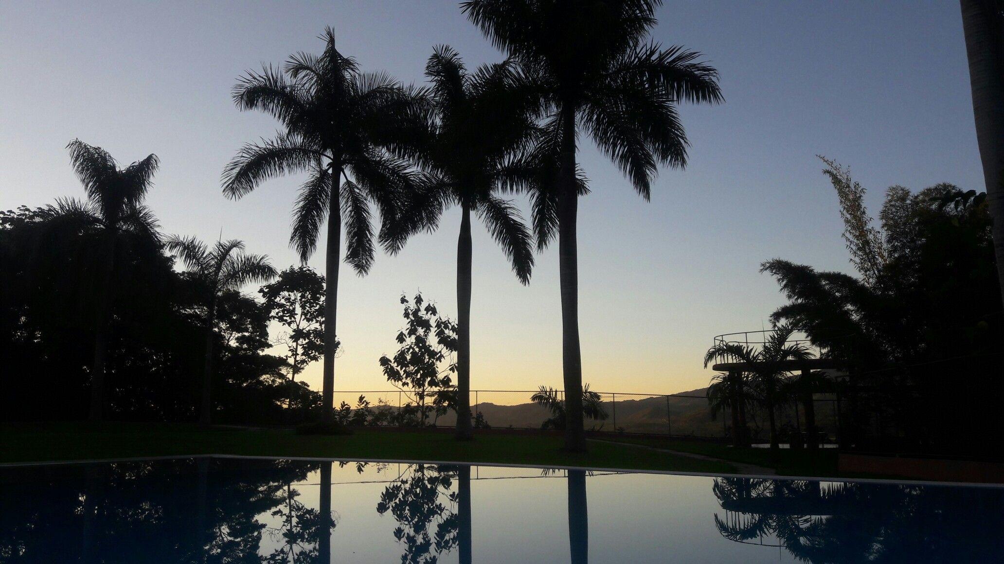 Atardecer en hotel Altavista - Moyobamba