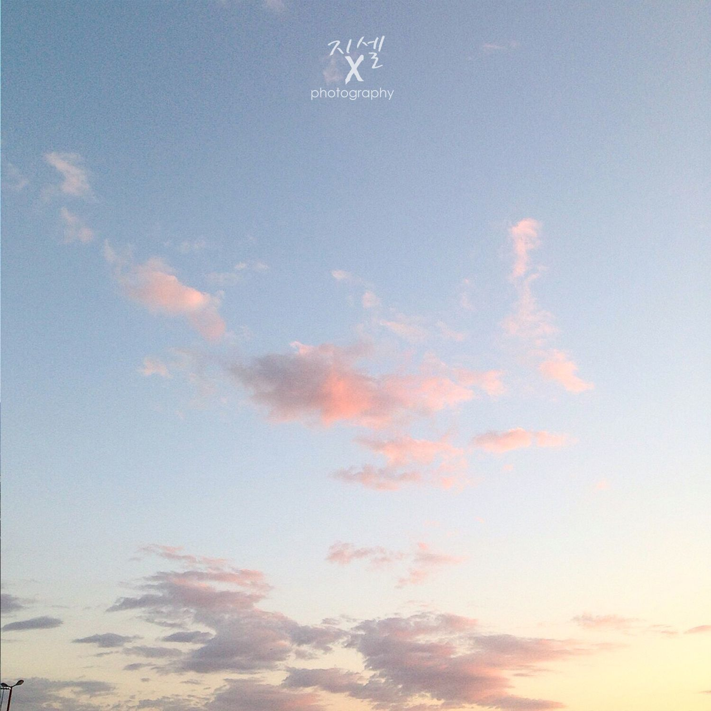 pastel tone #arlington #texas #summer #2014 #pastel #sky
