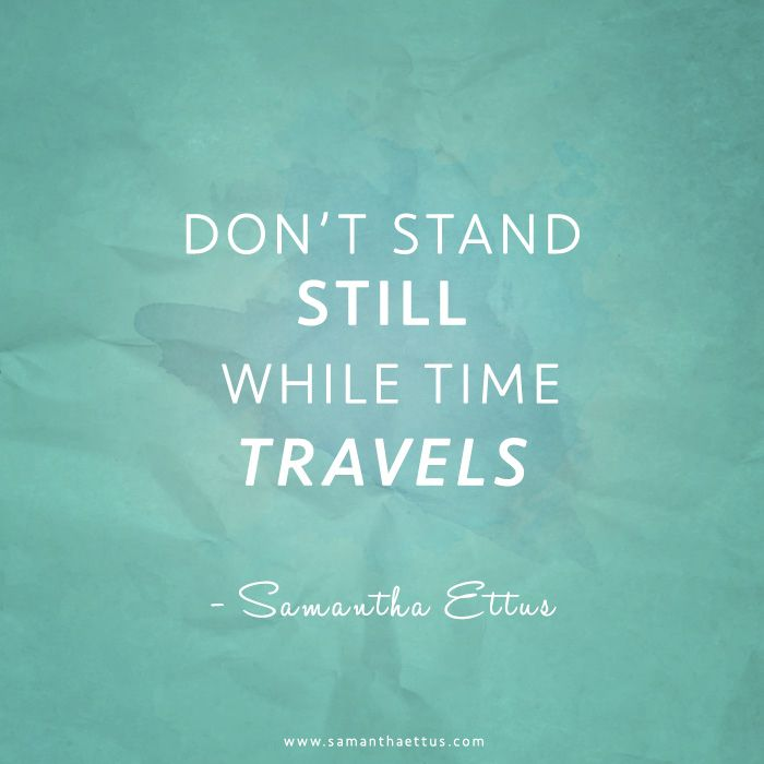 don't.   Time travel, Quotes, Philosophy