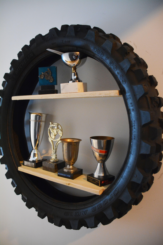 decoration motocross pour une chambre denfant pour