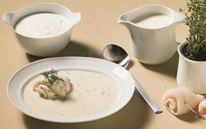Fiskesuppe med fløde