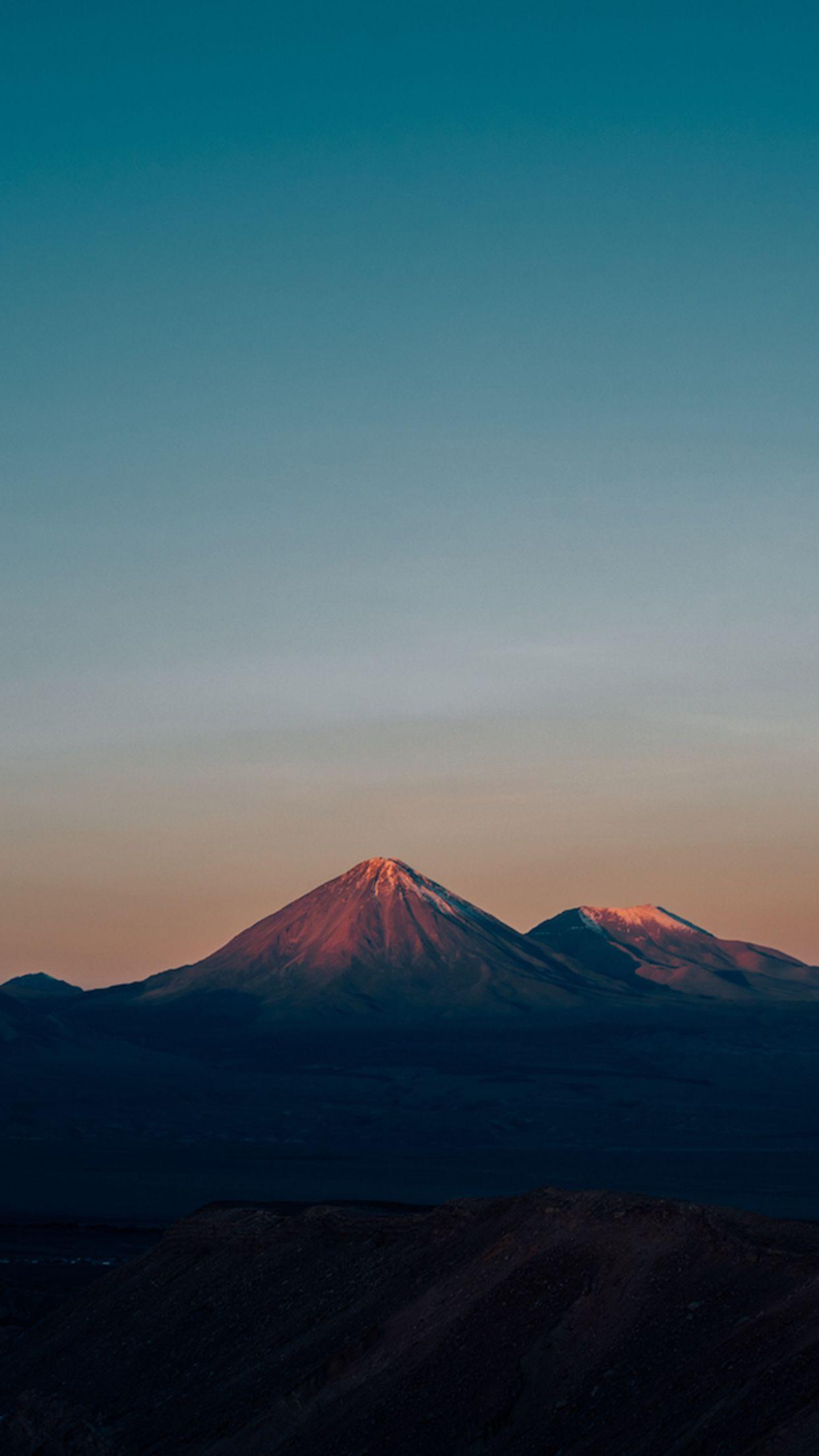 Wallpaper vulcão para celular de viajantes! #travel # ...