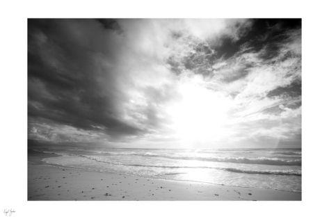 Big Sky Photographic Print by Nigel Barker at Art.com