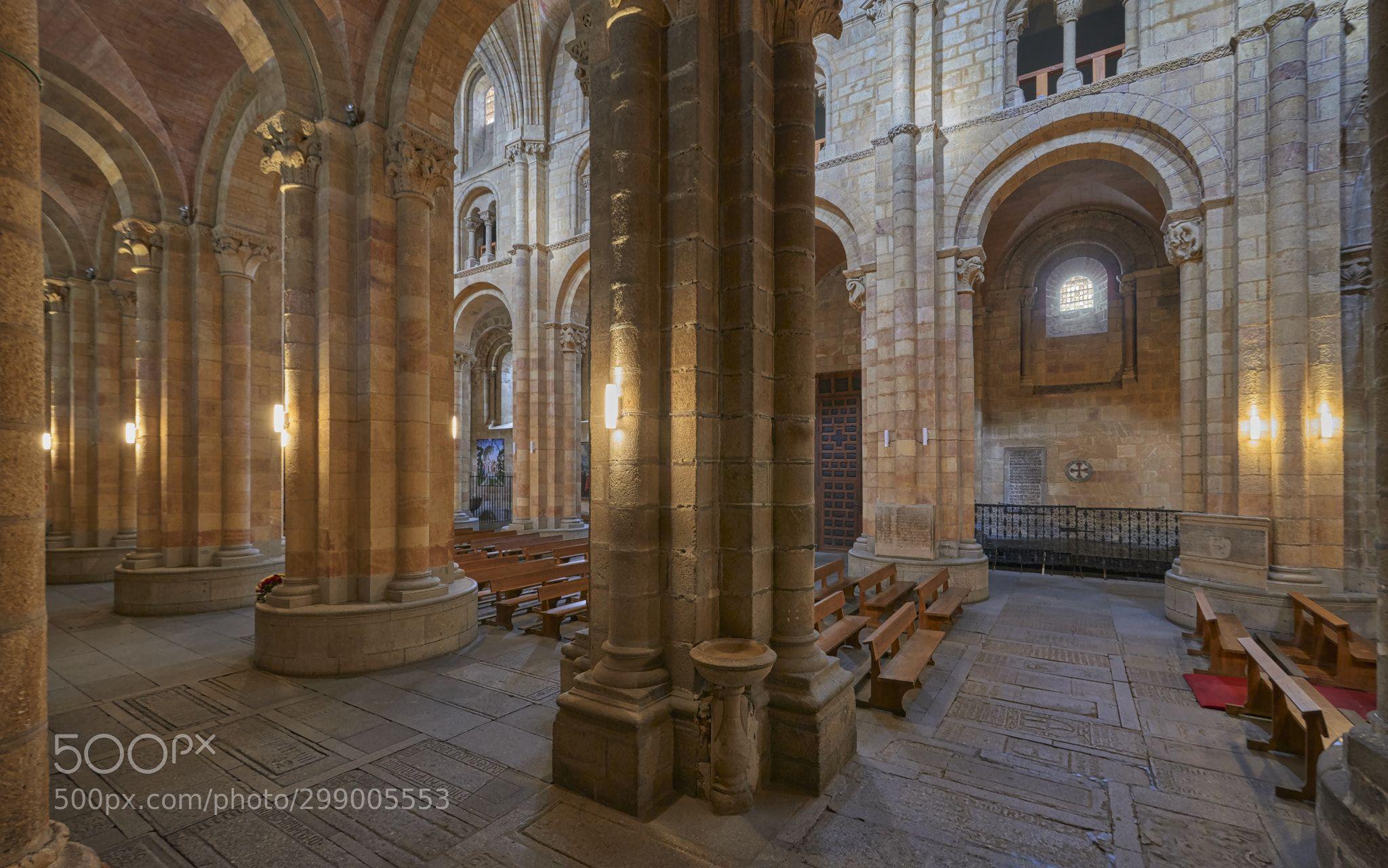Basílica De San Vicente ávila By Neobit Romanesque Architecture Cathedral Romanesque