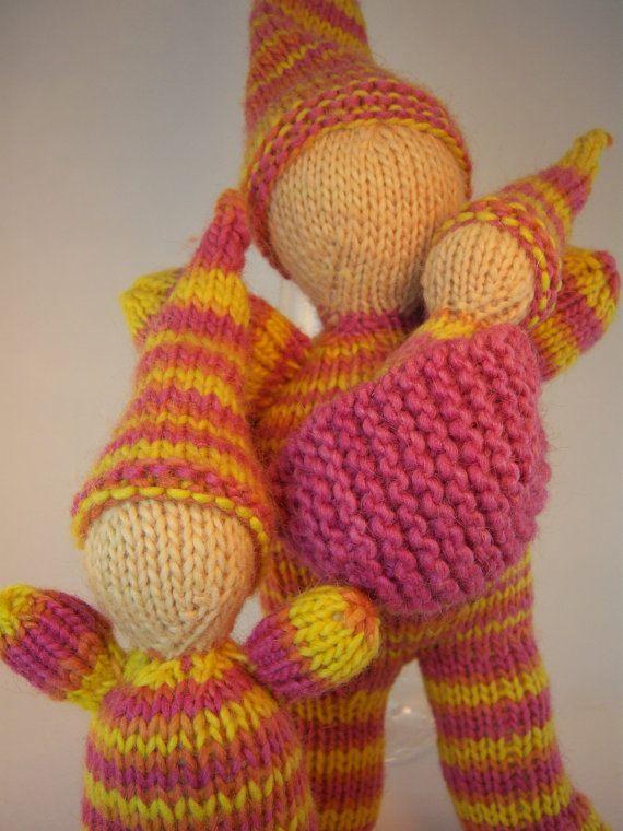 9d05aca38f2 Waldorf Knitting PATTERN