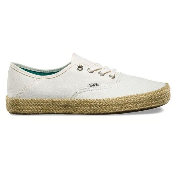Vans Womens Authentic ESP ($57) ❤ liked on Polyvore featuring ...