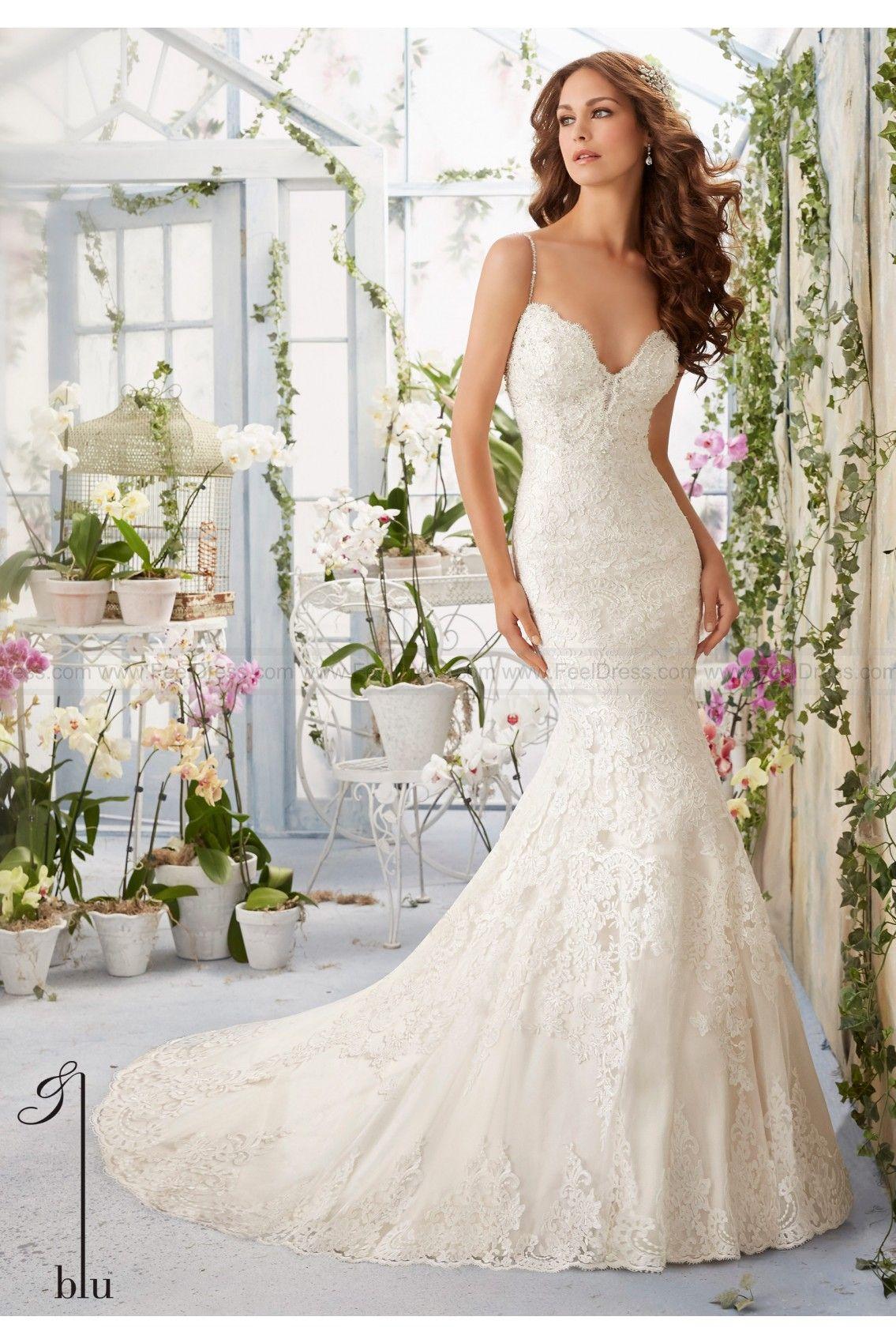 Mori Lee Wedding Dresses Style 5415