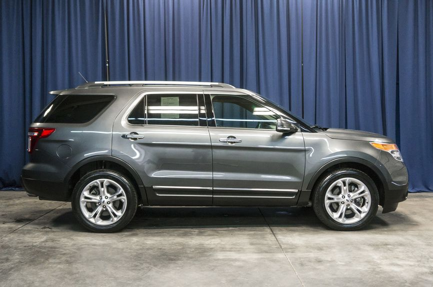 Joydrive 2015 Ford Explorer Limited Sport Utility 4D