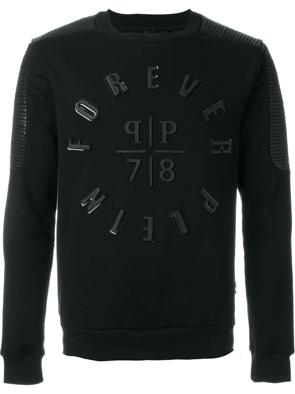 Philipp Plein  Forever  sweatshirt   NERD in 2019   Sweatshirts ... c04fb1aaee0
